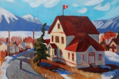 The Glavier Insitute- Atlin BC